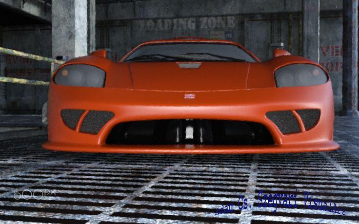 Street Race Car - Visual Art: Adam Cs. Szegvari http://aszegvari.com http://facebook.com/szegvari.photography