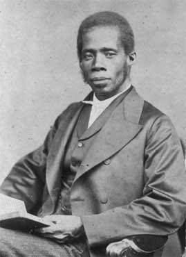 Edward Wilmot Blyden (1832-1912) was a Liberian educator and statesman. More than any other figure, he laid the foundation of West African nationalism and of Pan-Africanism.