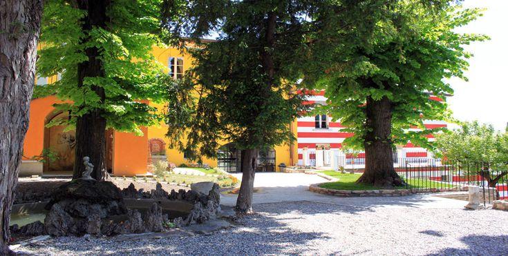 Agriturismo Salò sul Lago di Garda Villa Bissiniga località Renzano