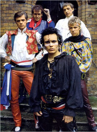 Adam and the ants.