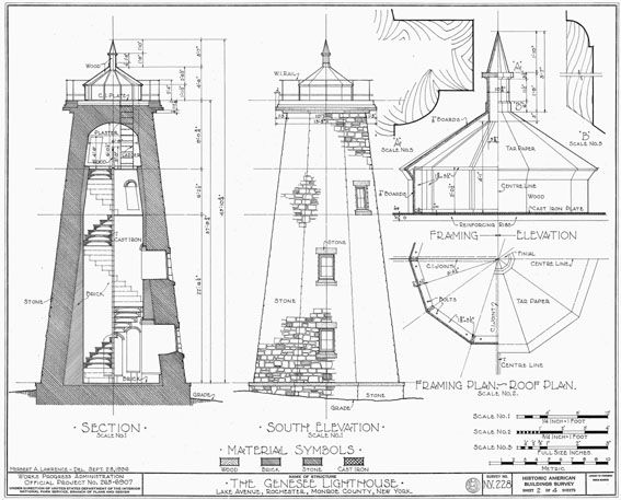 7 best images about lighthouses on pinterest compass - Amish Lighthouse Plans