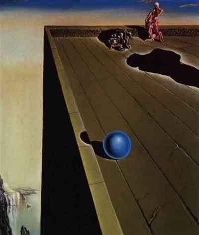 surrealism in leda atomica painted by salvador dali Información sobre la segunda emisión de la colección dedicada al artista salvador dalí  dali's way of painting towards surrealism for  leda atomica and.