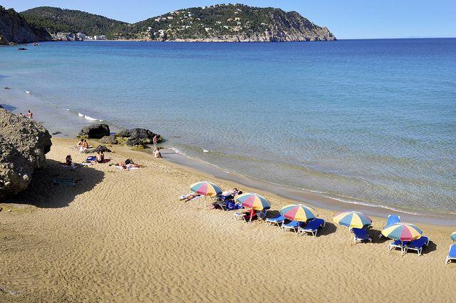Ibiza beach of the week: Aguas Blancas   The White Ibiza beach guide  http://www.white-ibiza.com/ibiza-beaches