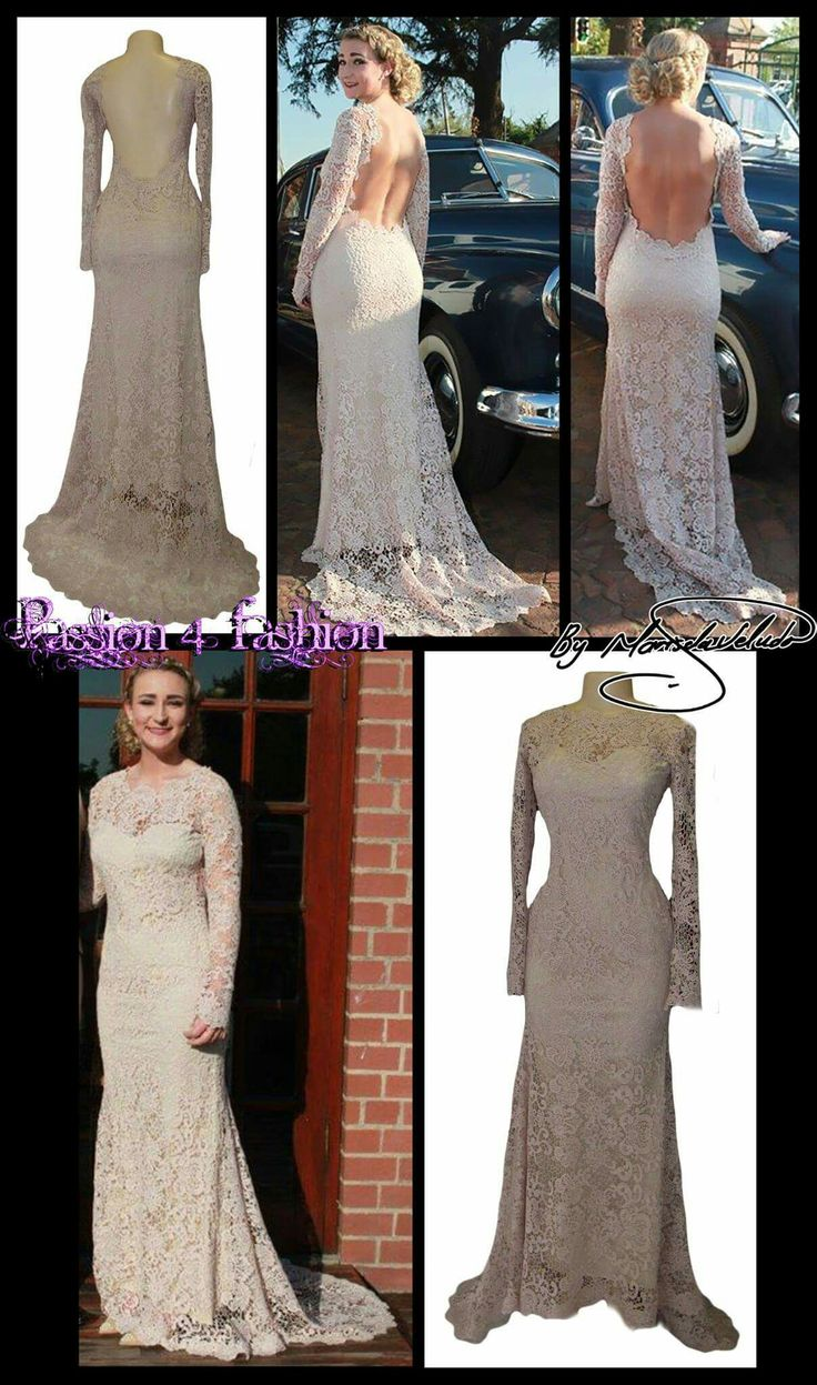 Matric dance dresses matric farewell dresses evening dresses pictures - Beige Fully Laced Matric Dance Dress With A Jewel Neckline Rounded Open Back Long