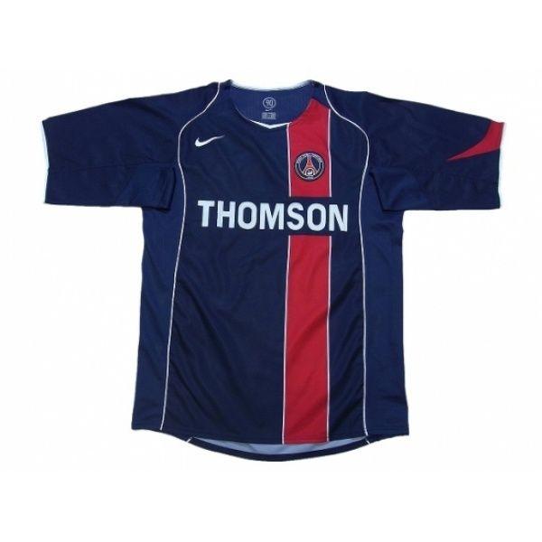00932a0986c Paris Saint Germain 2004-2005 Home Shirt  psg  nike - Football Shirts