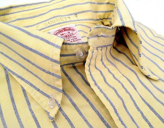 Vintage Men's Brooks Brothers Makers 6Button by TheIvyLeagueShop, $40.00
