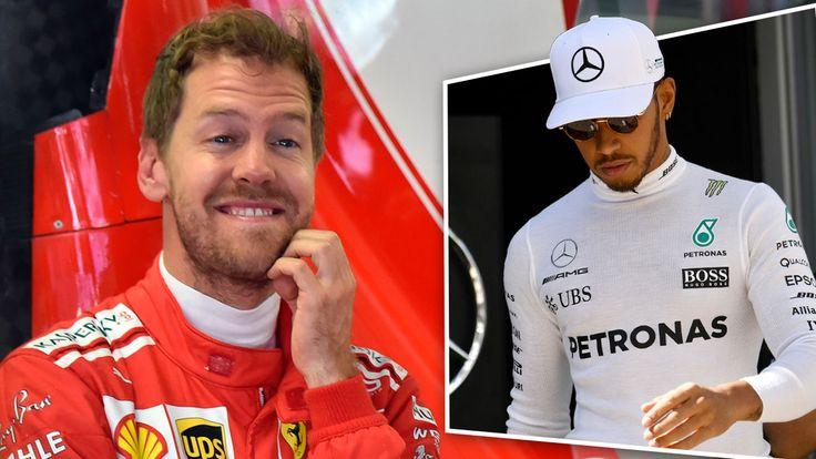 Sieger-Wende in Russland? - Vettel führt Hamilton vor