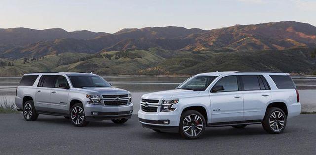 2020 Chevrolet Suburban Release Date Price Rst Model Chevrolet