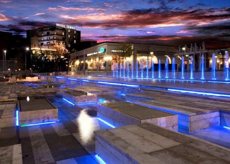 Il grand hotel terme chianciano è un hotel 4 stelle con centro benessere piscine e ristorante a poca distanza da montepulciano pienza e da castiglione