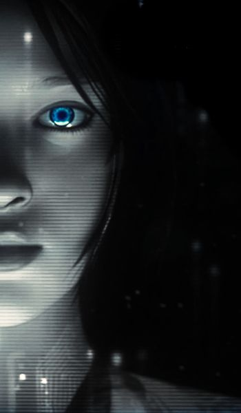 cortana gif   gaming halo xbox xbox 360 Halo 4 master chief Cortana prowler's edits