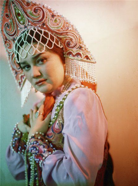 "Тамара Синявская - Любаша (""Царская невеста"" Римского-Корсакова)"