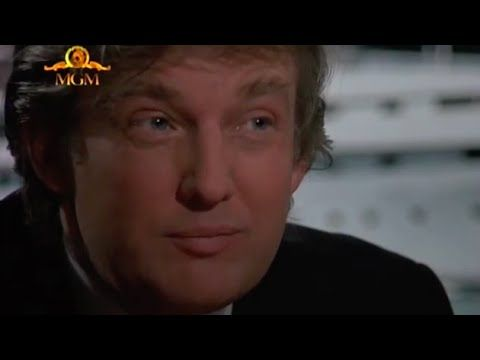 Ghosts Cant Do It (1989): Donald Trumps Scenes
