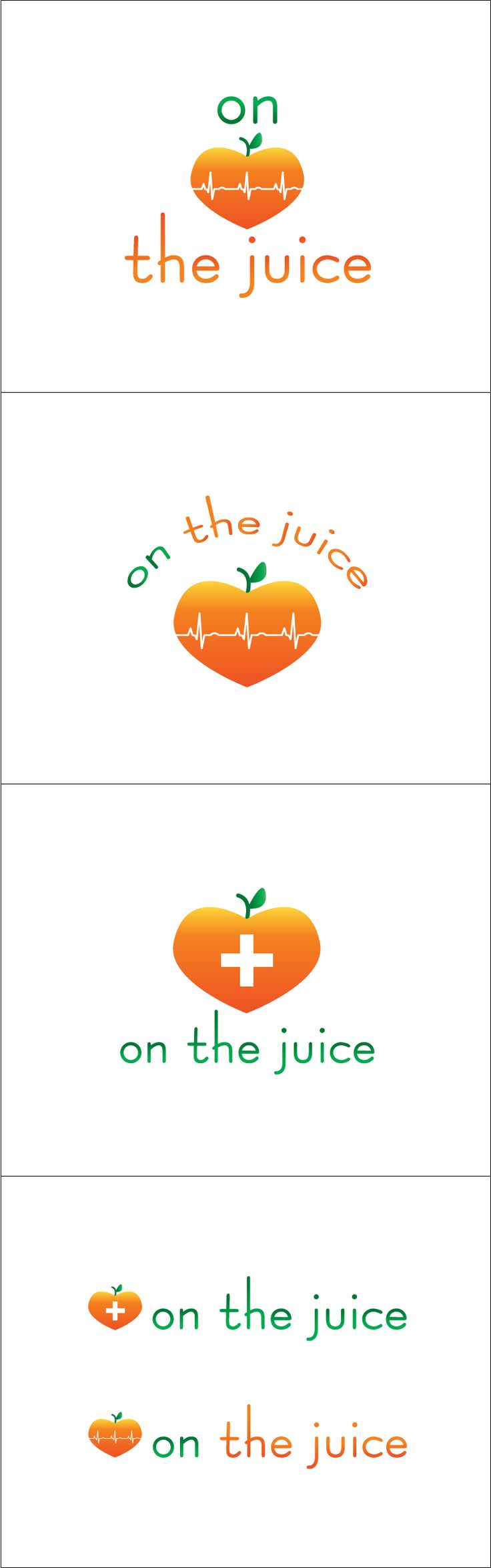 Logo Idea for On The Juice  #logo #logotype #branding #stationary #graphic #design #illlustrator