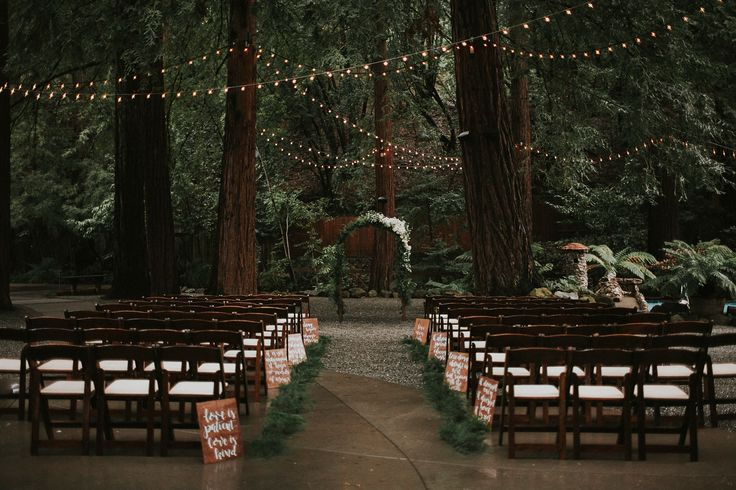 Venue Goals // Victoria Carlson Lindsay Eugene Redwoods Northern California Bay Area Wedding