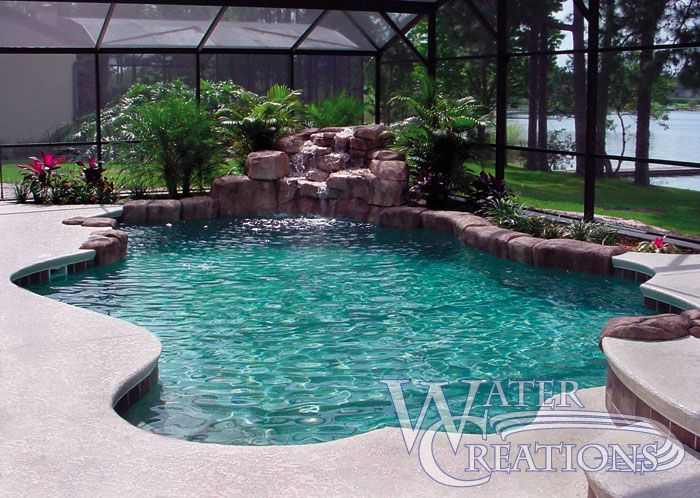 17 images about pool ideas on pinterest vacation for Pool designs florida