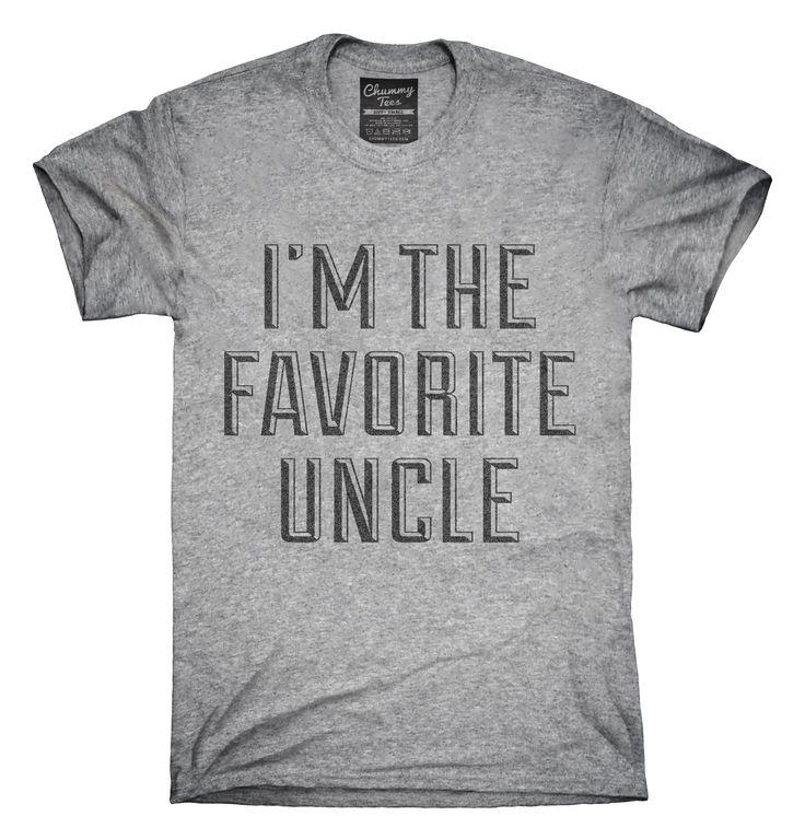 Favorite Uncle T-shirts, Hoodies,