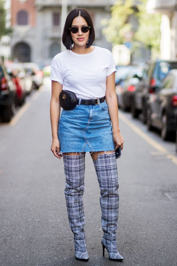 Dressing like your mom did in the '90s is cool now. Here's the proof.