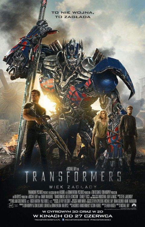 Transformers: Wiek zagłady (2014) – recenzja  #transformers #recenzja