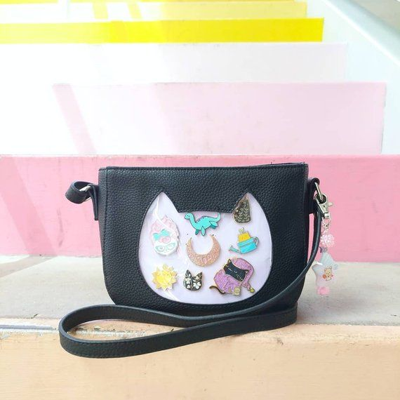 Cat Window Ita Bag Purse   Etsy   Gifts for me in 2019
