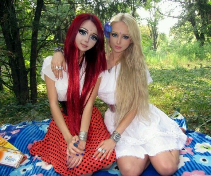 Shpagina and Lukyanova