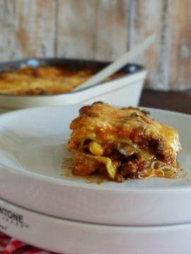 Zelfgemaakte lasagne, daar kan echt níks tegen op!