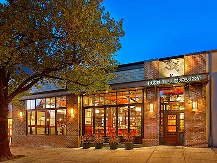 Chestnut Hill's Iron Hill Brewery, some of the best beer in Philly!