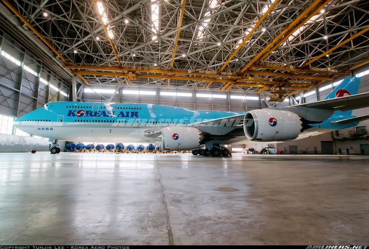 Boeing 747-8B5 - Korean Air | Aviation Photo #4276179 | Airliners.net