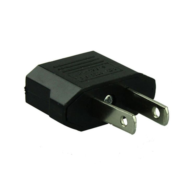 $0.36 (Buy here: https://alitems.com/g/1e8d114494ebda23ff8b16525dc3e8/?i=5&ulp=https%3A%2F%2Fwww.aliexpress.com%2Fitem%2F2pcs-EU-Europe-European-AC-to-American-US-USA-Travel-Charge-Power-Plug-Adapter-Outlet-Converter%2F32763592997.html ) 2pcs EU Europe European AC to American US USA Travel Charge Power Plug Adapter Outlet Converter Adaptador For Mobile phone Euro for just $0.36
