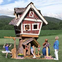 Great Kids Treehouse