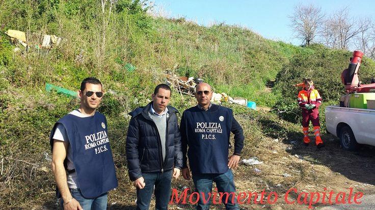 La nota del presidente di Movimento Capitale e candidato al Comune di Roma Marco Visconti a un anno dallo sgombero della Favela nella zona di Primavalle