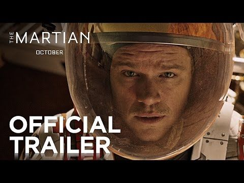 Space Advocates Hope to Use The Martian Movie to Encourage Political Support for Future Mars Missions