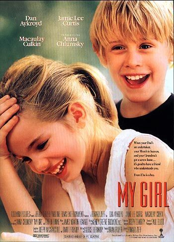 this movie was so sad! Loved My Girl