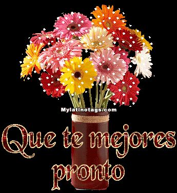 1000 images about mejorate pronto on pinterest - Frases de buenos deseos ...