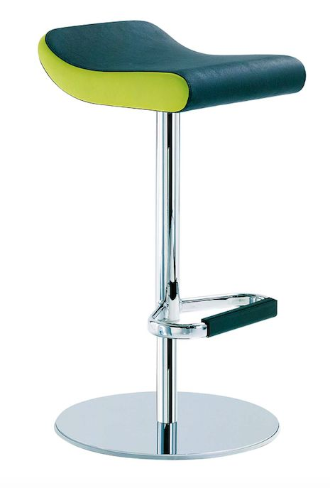 Bar stool / contemporary / swivel JO-BIM by Roberto Romanello