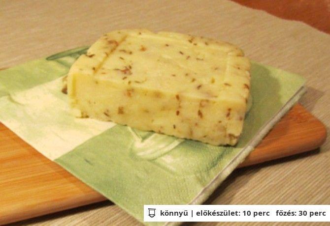Római köményes sajt