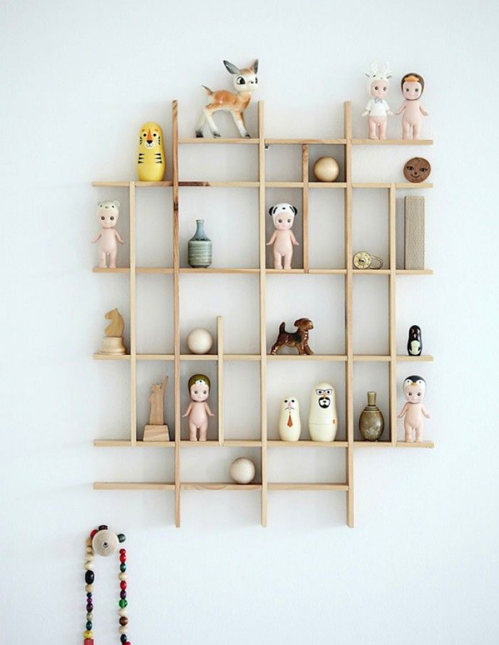 Stoere, hippe en trendy kinderkamer wanddecoratie ideeen in dit artikel over kinderkamer decoratie