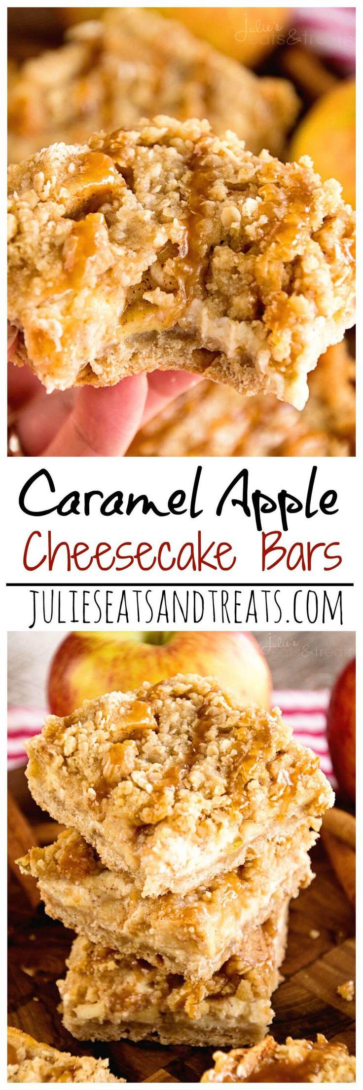 ... Bars on Pinterest | Pecan pie bars, Cheesecake bars and Sugar cookie