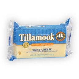 Swiss, mozzarella, goat cheese and cream cheese are lower sodium than other cheeses.