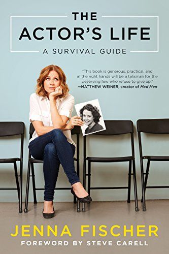 Jenna Fischer's Hollywood journey began at the age of 22 when she moved to Los Angeles from her hometown of St. Louis. With a theater degree in hand, she was determined, she was confident, she was ready to work hard. So, what could go wrong? Uh, basically everything. The path to being a... http://darrenblogs.com/us/2018/01/11/the-actors-life-a-survival-guide/