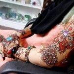 Latest Bridal Mehndi Designs 2012 | Henna Designs For Brides!