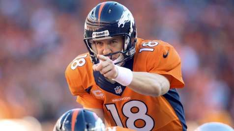OMAHA! there's a new drinking game in town, lol. #peyton manning