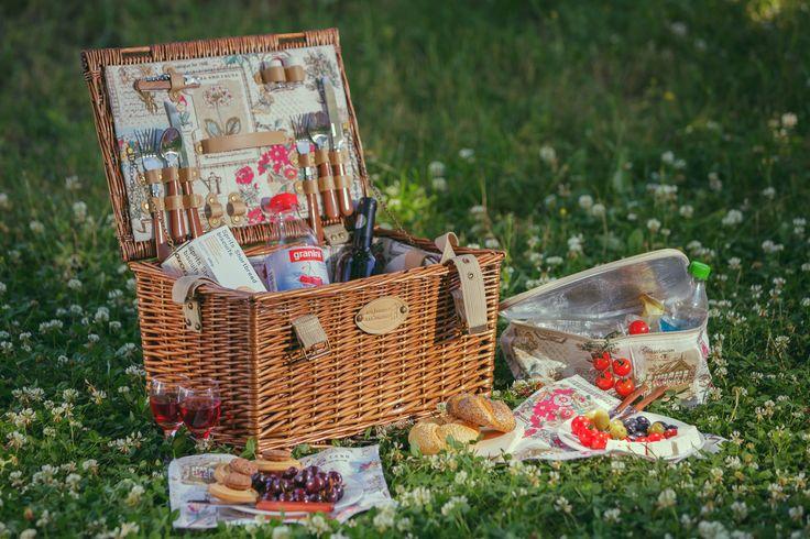 Cos picnic 4 persoane Etoile