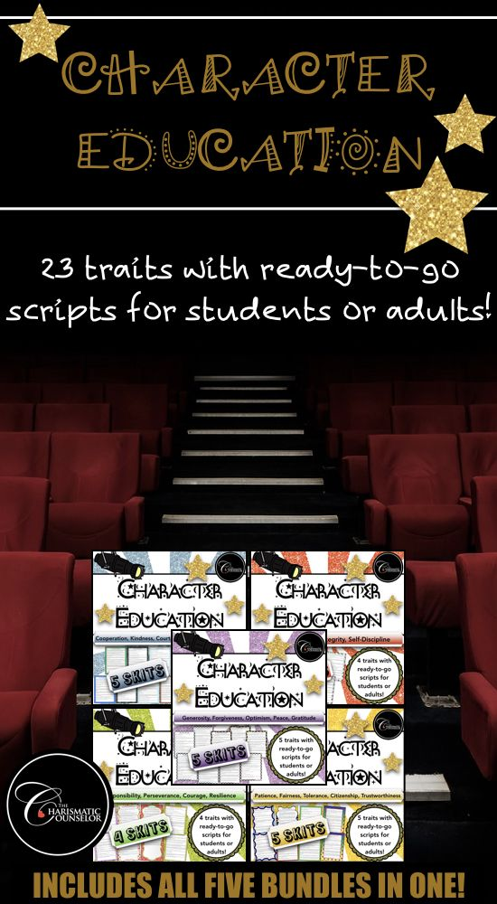 The 25+ best Teaching character traits ideas on Pinterest What - positive character traits