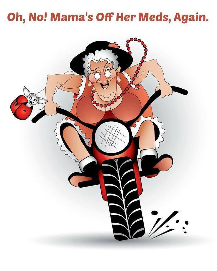 humor.quenalbertini: She is aging happy!