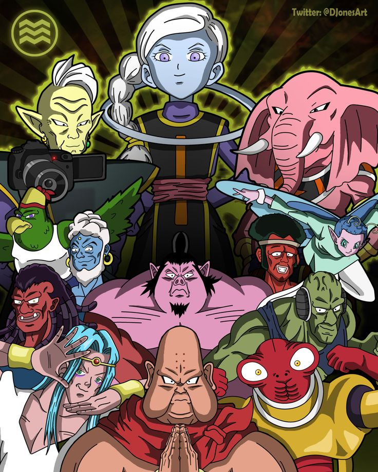 Dragon Ball Manga Tournament Of Power: 69 Best Universe Tournament Of Power Images On Pinterest
