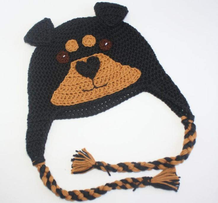28 best images about Crochet Dog hats on Pinterest ...