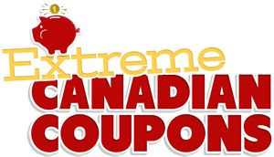 Extreme Canadian Coupons — Find Free Printable Coupons, Mailed Coupons, Samples And Freebies Online Daily In Canada