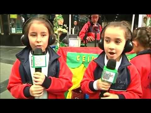 """""""Peleando con las TIC"""": La radio escolar se echa a la calle"""