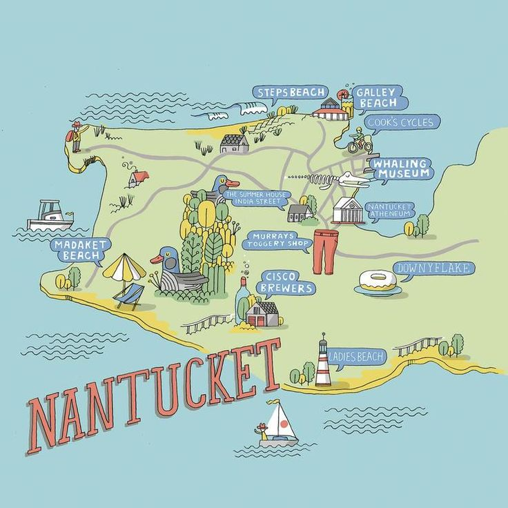 Weekend Getaway: The Best Of Nantucket In Just Three Days