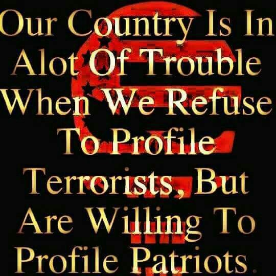 Truth!!! It's NOT about a political party it's ABOUT BEING AMERICAN PATRIOTS!!! Wake up America!